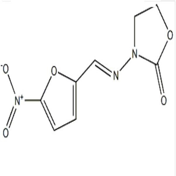 High Purity Furazolidone CAS 67-45-8 Supplier